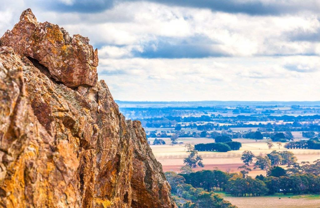 Be sure to add Hanging Rock to your list of day trips from Melbourne.