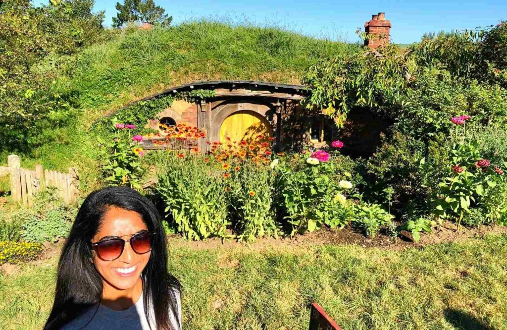 Hobbiton is one of the most unique day trips from Auckland.