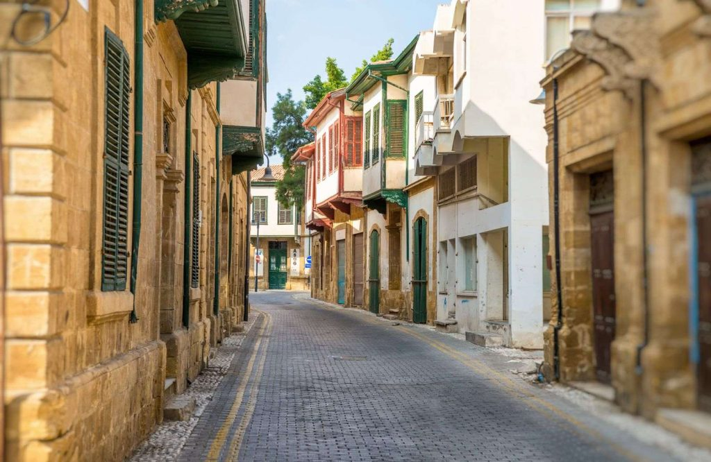 Nicosia is an underrated yet romantic city in Europe.