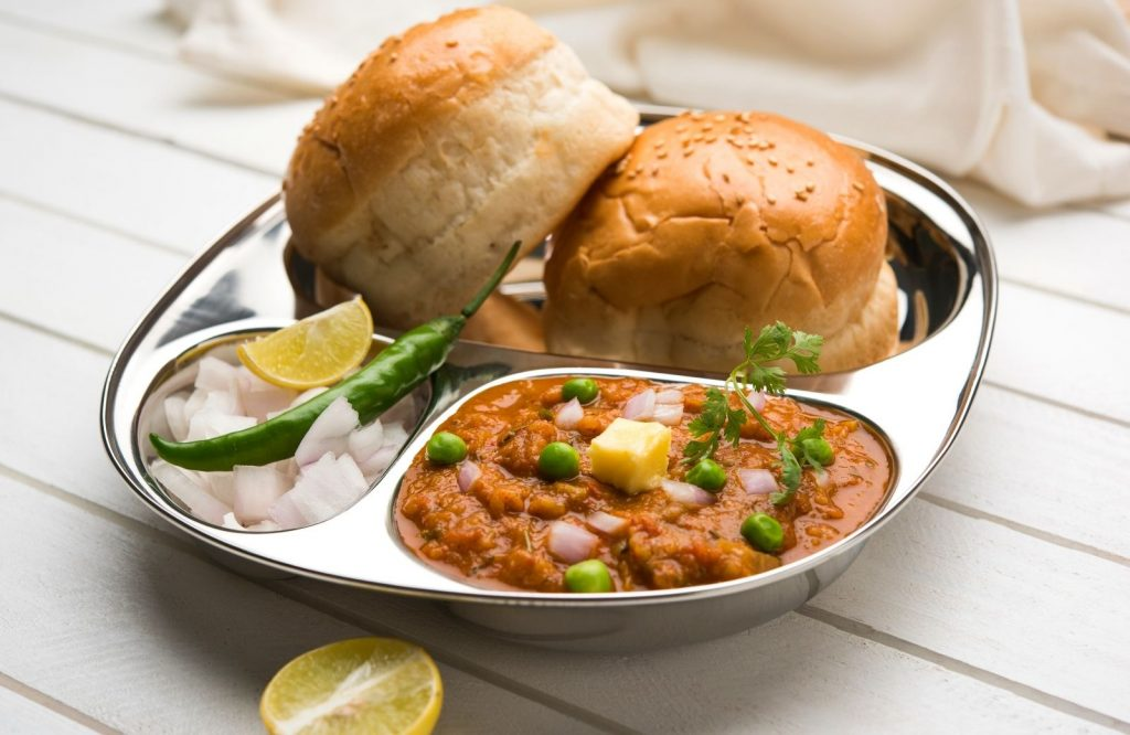 Indian street food consists of many incredible dishes and Pav Bhaji is one of them.