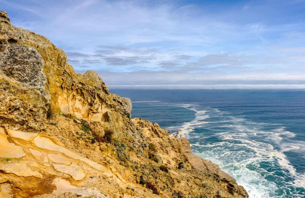 One of the coolest national parks on the West Coast is Point Reyes National Seashore.