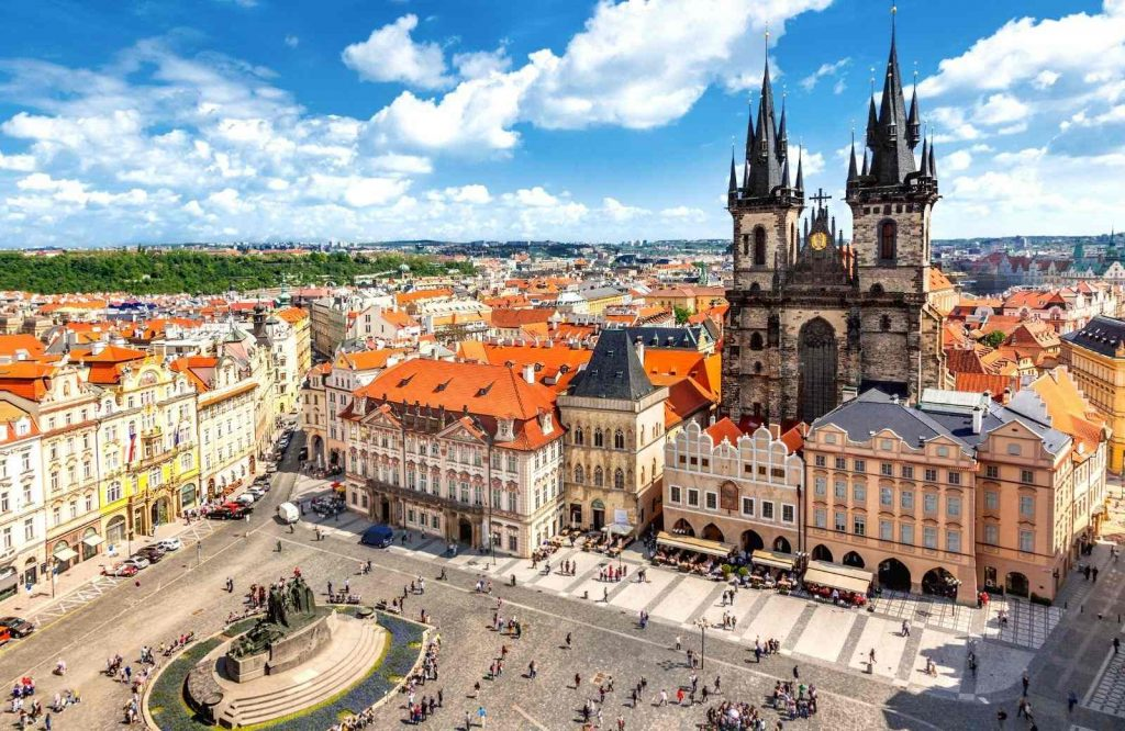 Are you looking for the most romantic cities in Europe? Check out Prague!