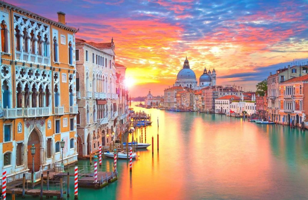 Venice is worthy of being on every bucket list for couples.