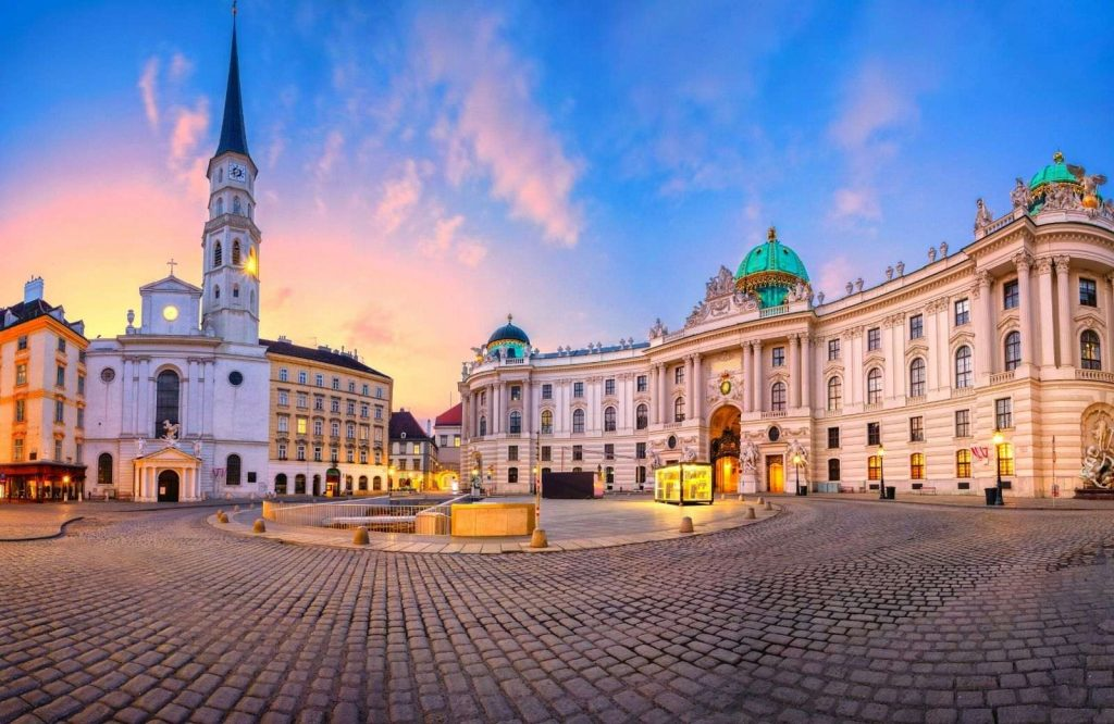 One of the most charming and romantic cities in Europe is Vienna.