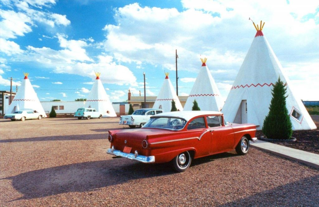 Of all the Route 66 attractions, don't miss out on Wigwam Motel.
