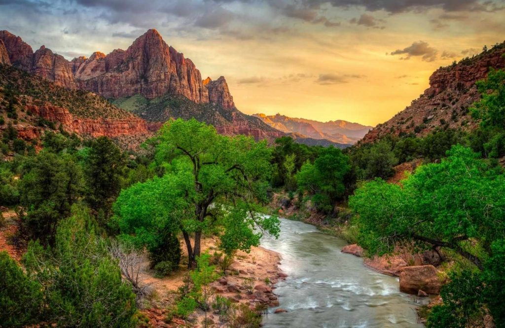 Zion National Park is one of the most bucket list worthy national parks on the West Coast.