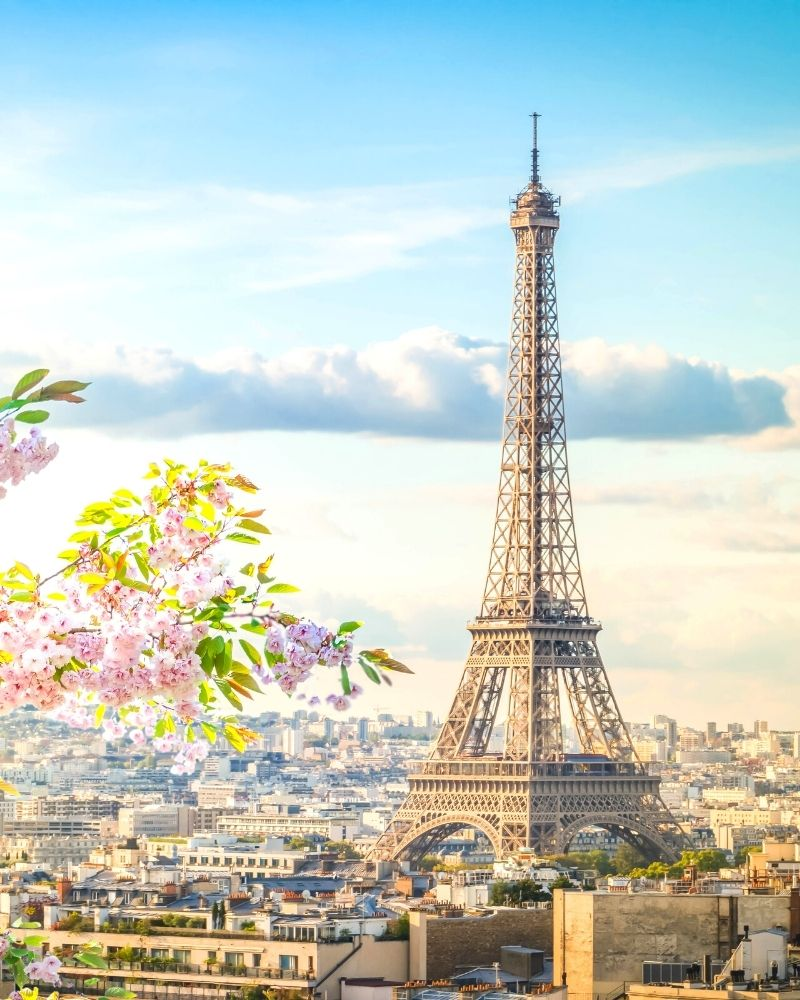 20 Days in Paris Itinerary The Perfect Paris Getaway   Disha Discovers