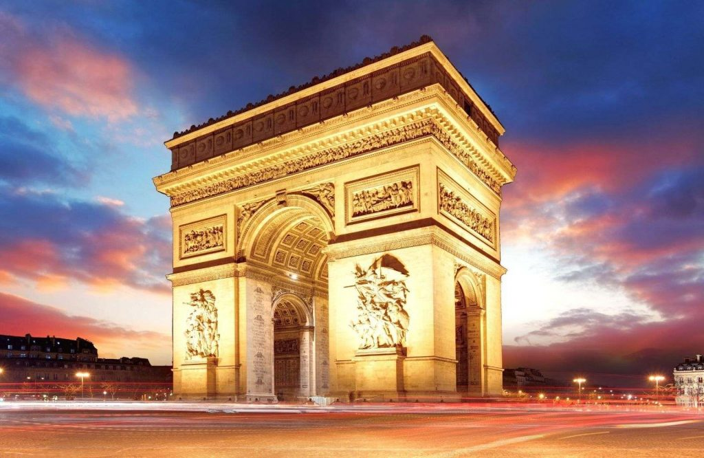 Add Arc de Triomphe to your 3 days in Paris itinerary.