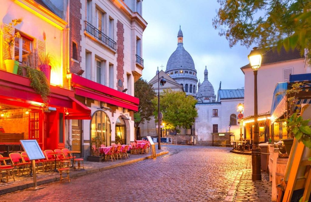 Montmartre belongs on every 3 days in Paris itinerary.