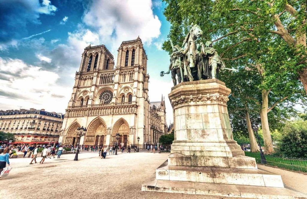 Notre Dame is a must during your 3 days in Paris itinerary.