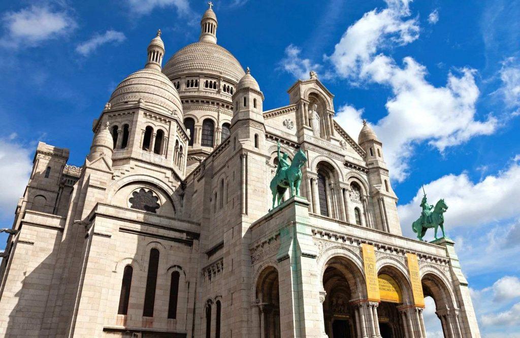 3 days in Paris itinerary — Sacré-Cœur
