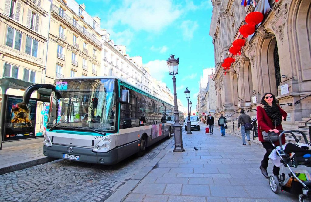 3 days in Paris itinerary — how to get around Paris