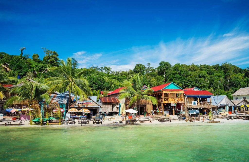 Koh Rong - lesser known islands in Asia