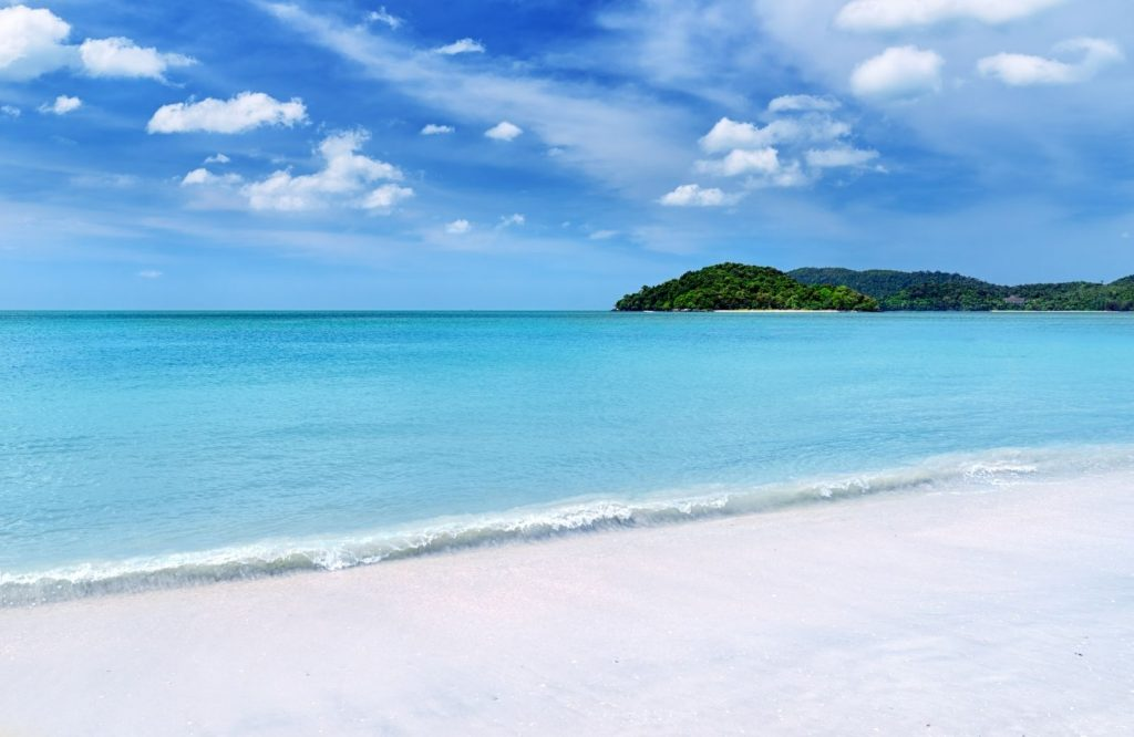 Langkawi - lesser known islands in Asia
