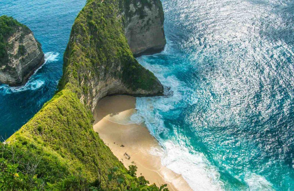 Nusa Penida - idyllic islands in Asia