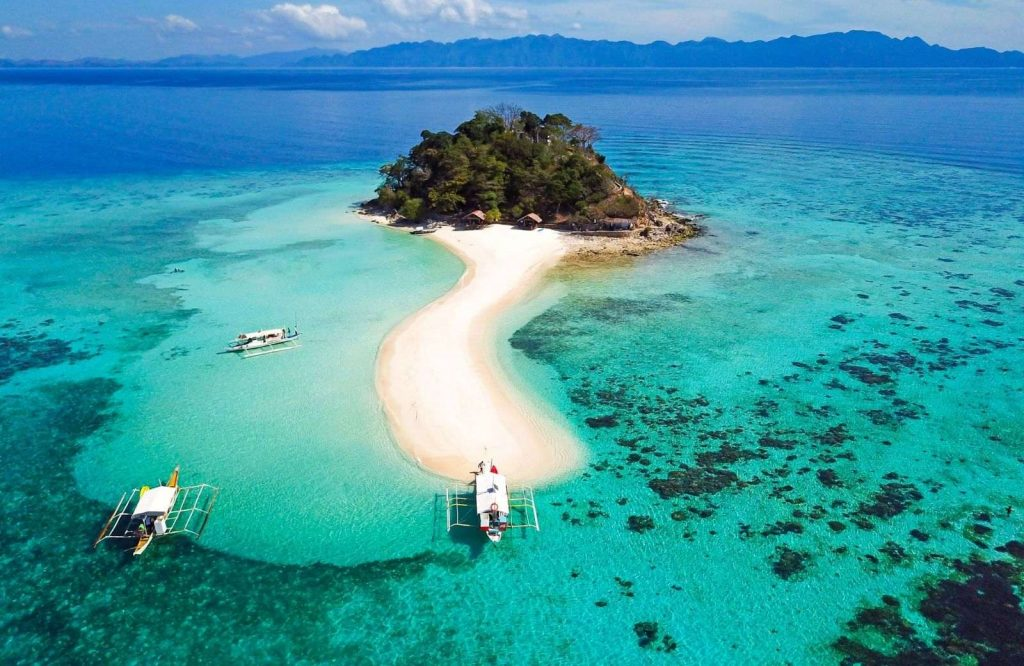 Palawan - underrated islands in Asia
