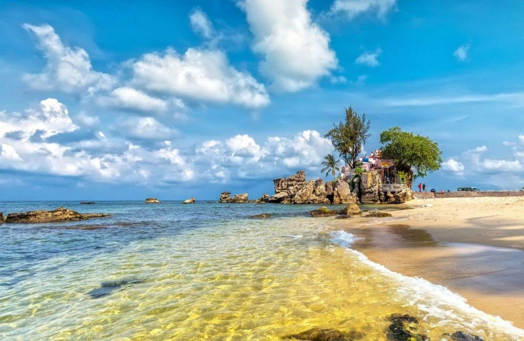 Add Phu Quoc to your islands in Asia list.