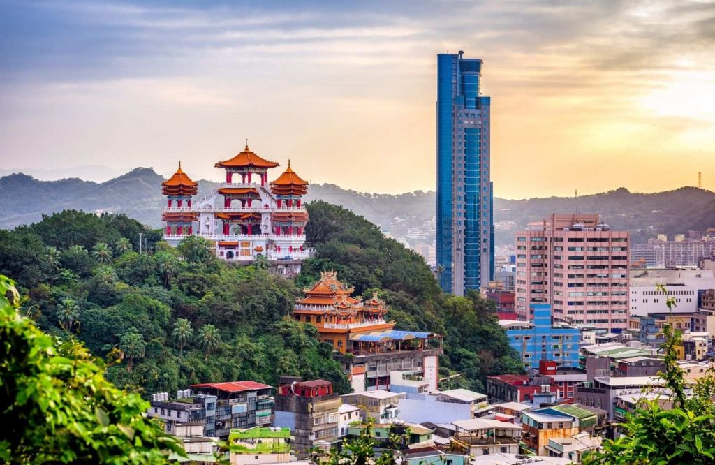 Taiwan - great islands in Asia